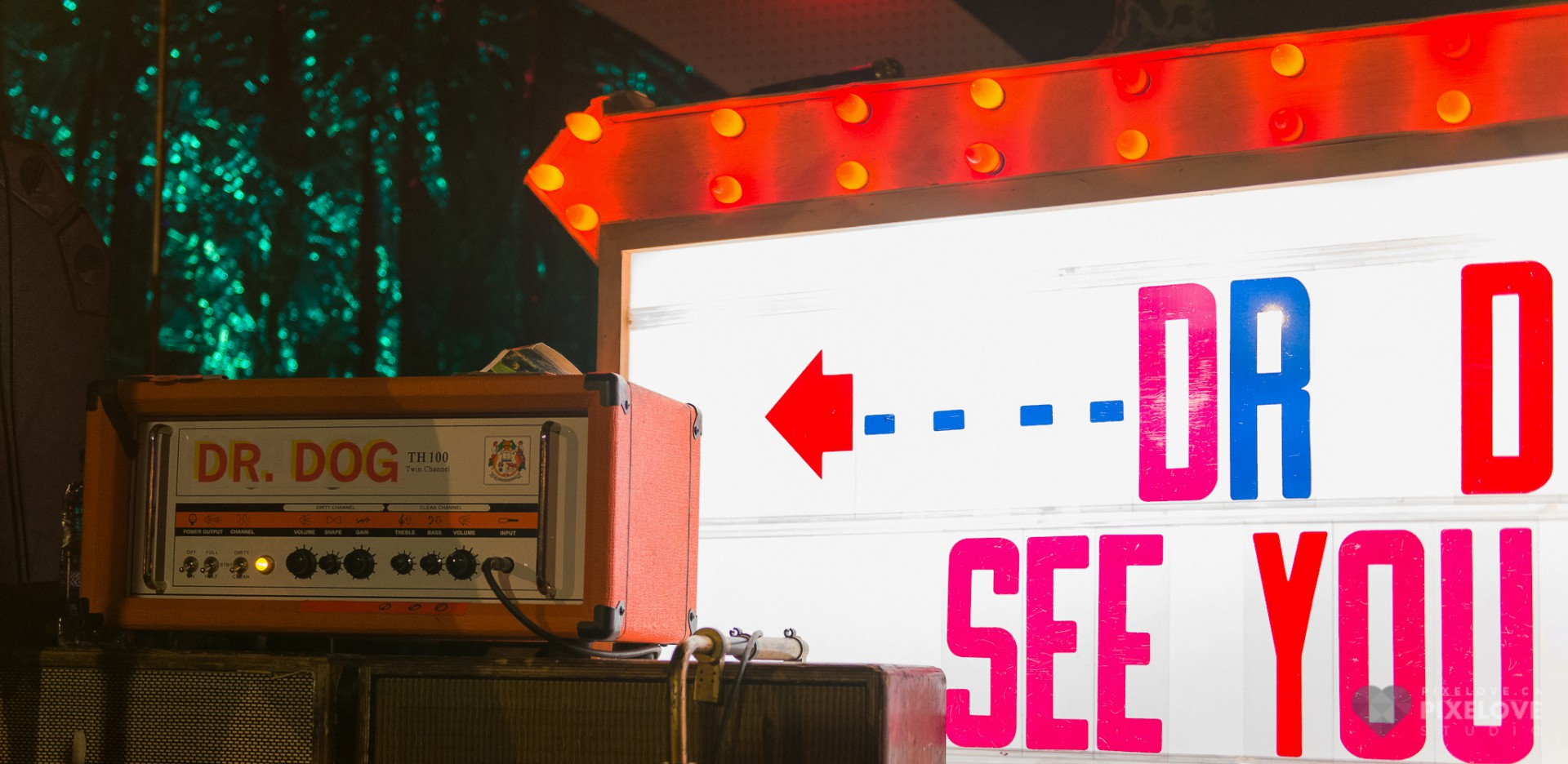 Dr. Dog + Saint Rich performed at Cabaret du Mile End in Montreal on January 29 2014.
