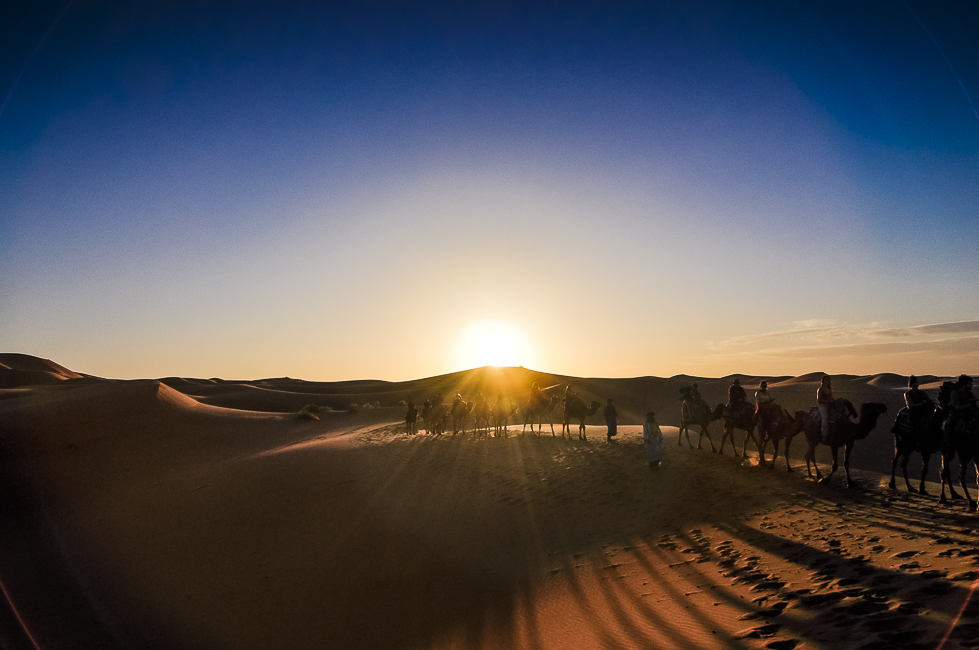 Traveling to Morocco. Viaje a Marruecos