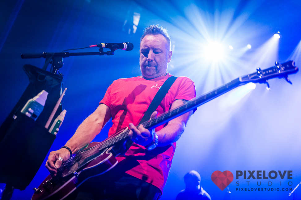 Peter Hook & the Light en el Club Soda