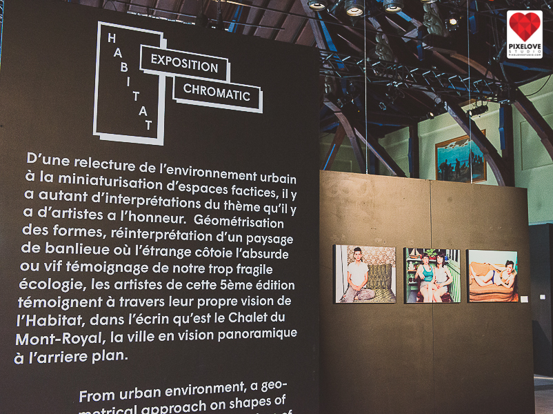 Chromatic Festival in Mont-Royal Montreal Canada. Photography by Pixelove Studio in Montreal, Canada.