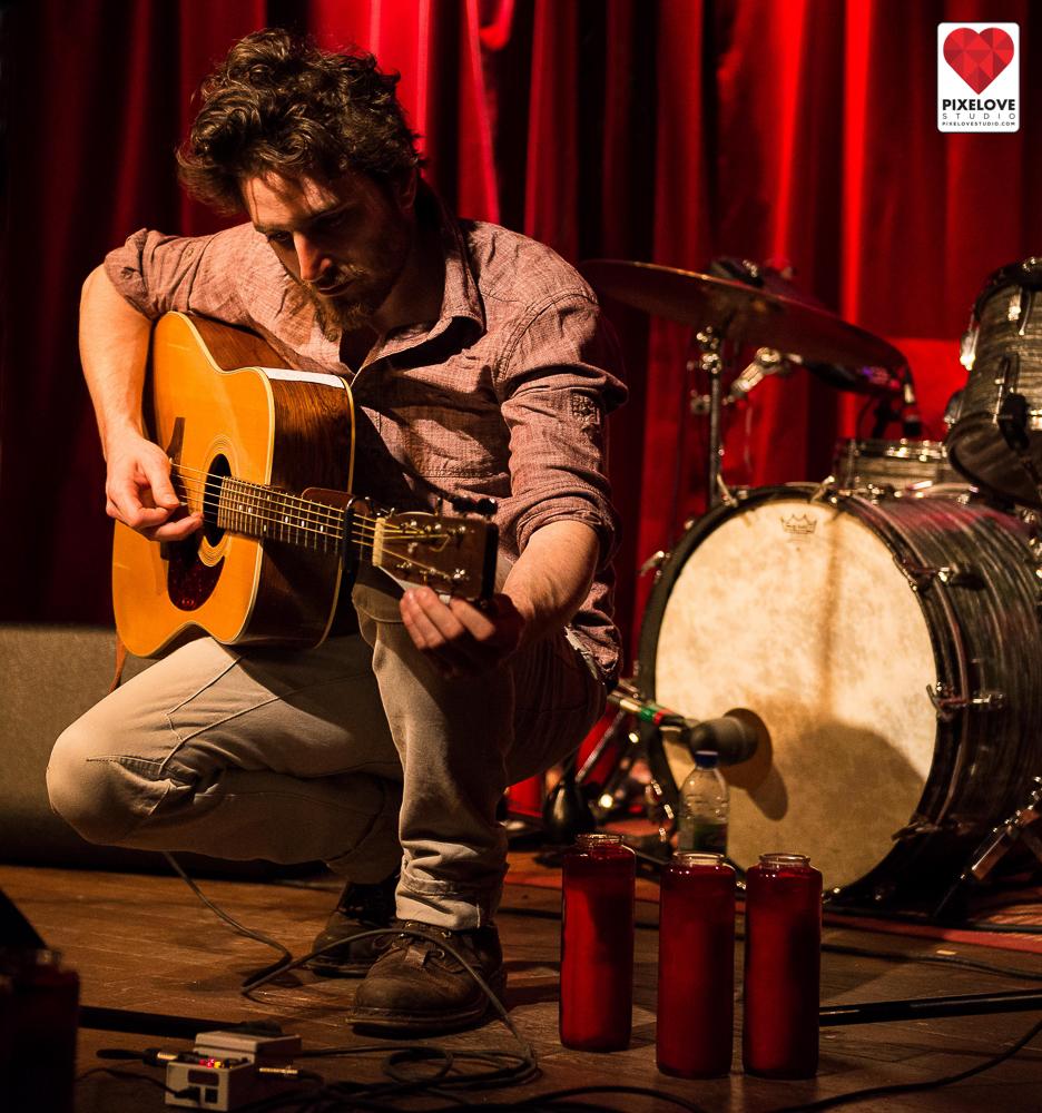 Harvest Breed performance at La Sala Rossa on April 25th 2013.