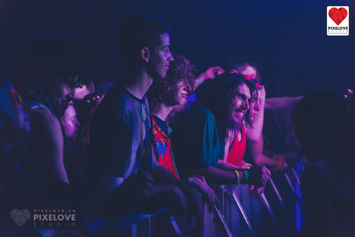Skins IX electronic music event in Montreal. Photography by Pixelove Studio music photographer in Montreal, Canada.