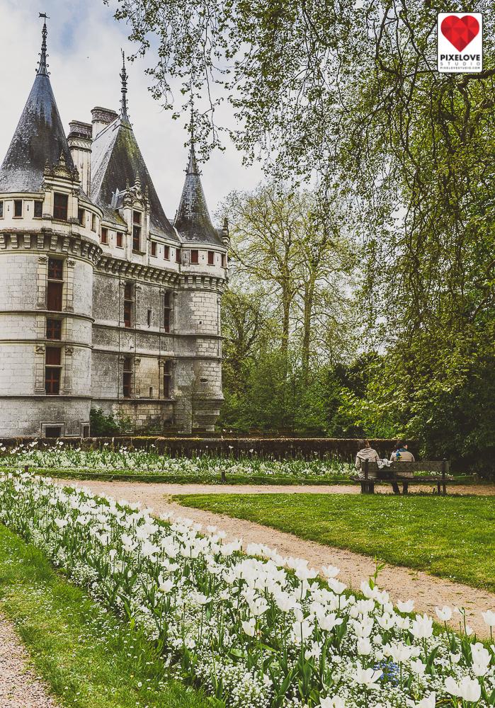 Landscapes of France. Paisages de la France.