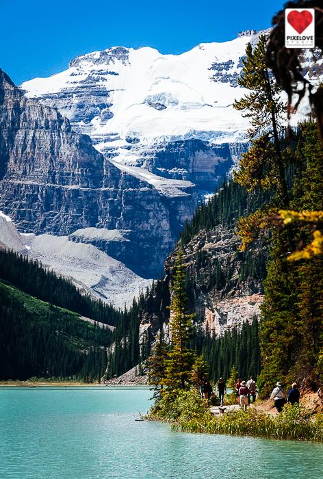 Discovering Banff National Park in Alberta, Canada. It is located in Alberta's Rockies. Descubriendo el Parque nacional de Banff, en las Montañas Rocosas canadienses.