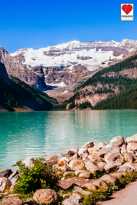 Discovering Banff National Park in Alberta, Canada. It is located in Alberta's Rockies. Descubriendo el Parque nacional de Banff, en las Montañas Rocosas canadienses.