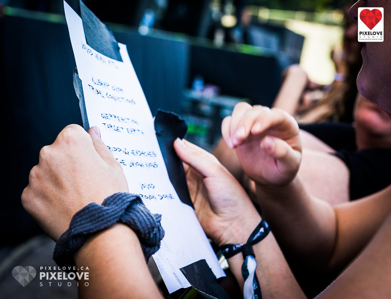 Heavy Montreal 2014 heavy metal music festival at Parc Jean-Drapeau.