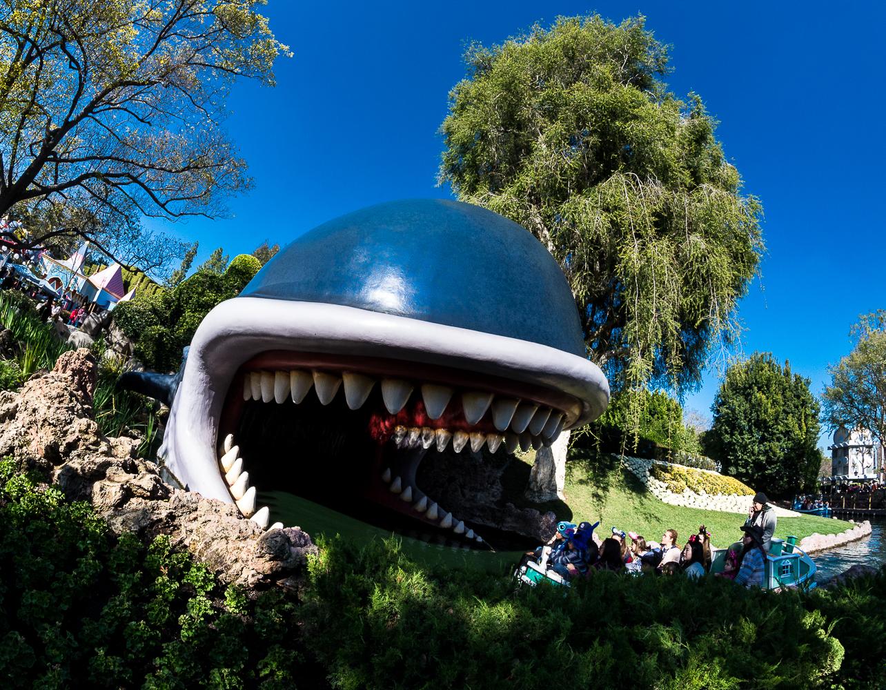 Visit Disneyland Park in Anaheim California.