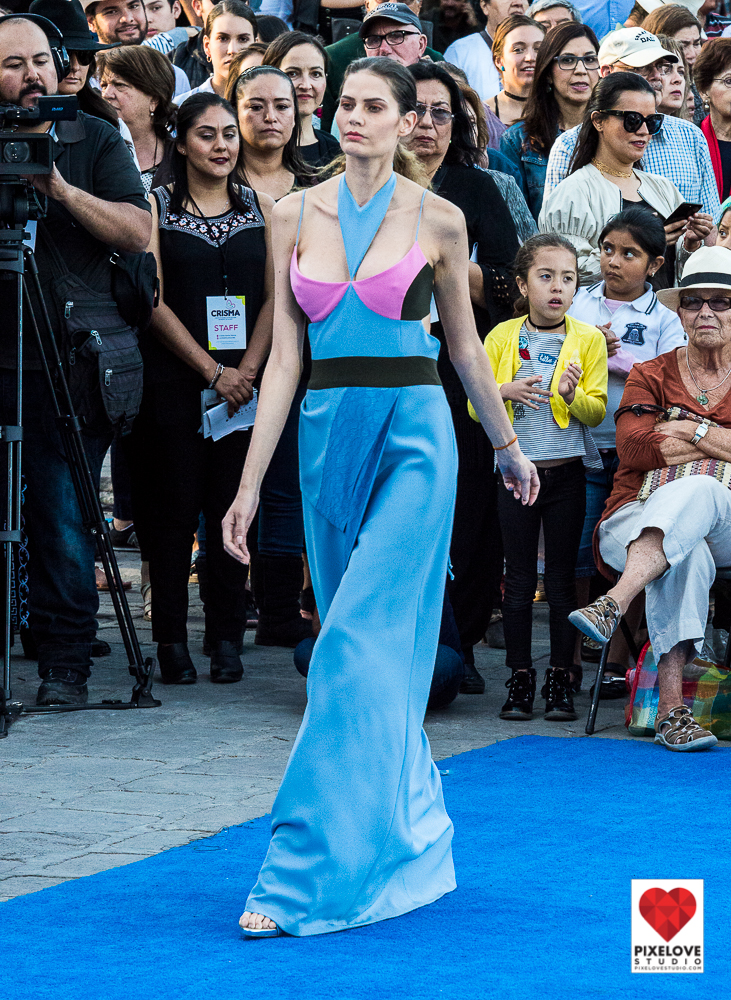 Evento a beneficio de Crisma, Dress to Give Fashion Days San Miguel de Allende 2017.