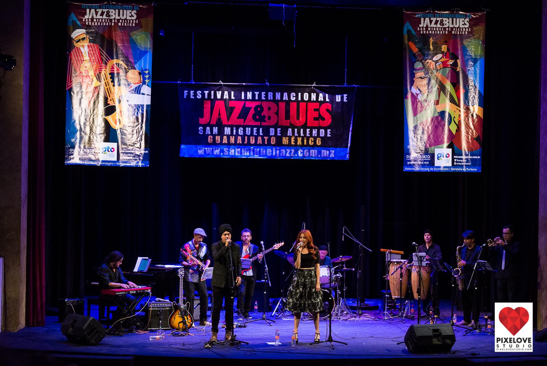 Concierto de Soul Festival Internacional de Jazz & Blues SMA