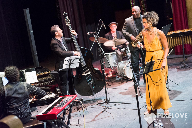 Festival Internacional de Jazz y Blues San Miguel de Allende, Guanajuato presenta el Concierto del Día Internacional del Jazz el 29 de abril 2017 en el Teatro Angela Peralta.