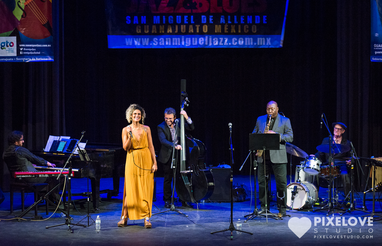 Concierto Jazz Day Festival Internacional de Jazz & Blues SMA