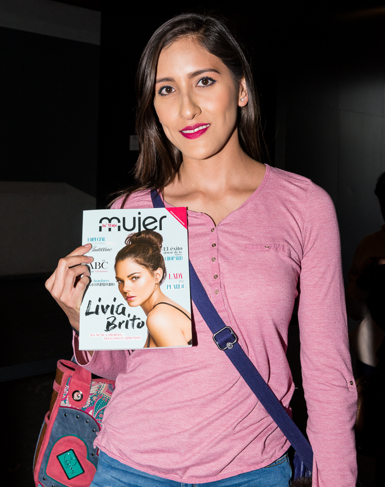Revista Mujer In Time presente en la apertura de la primera tienda Nyx México en Plaza Antea en Querétaro.