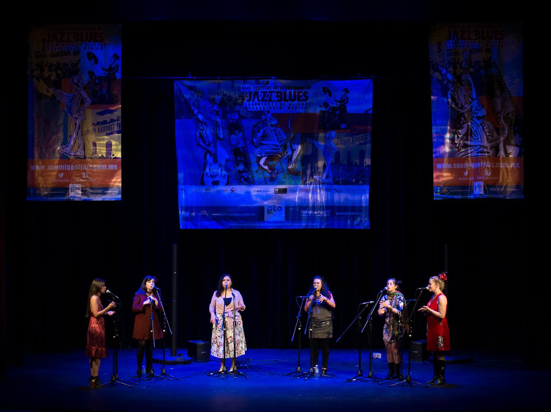 Festival Internacional de Jazz & Blues de San Miguel de Allende 2017