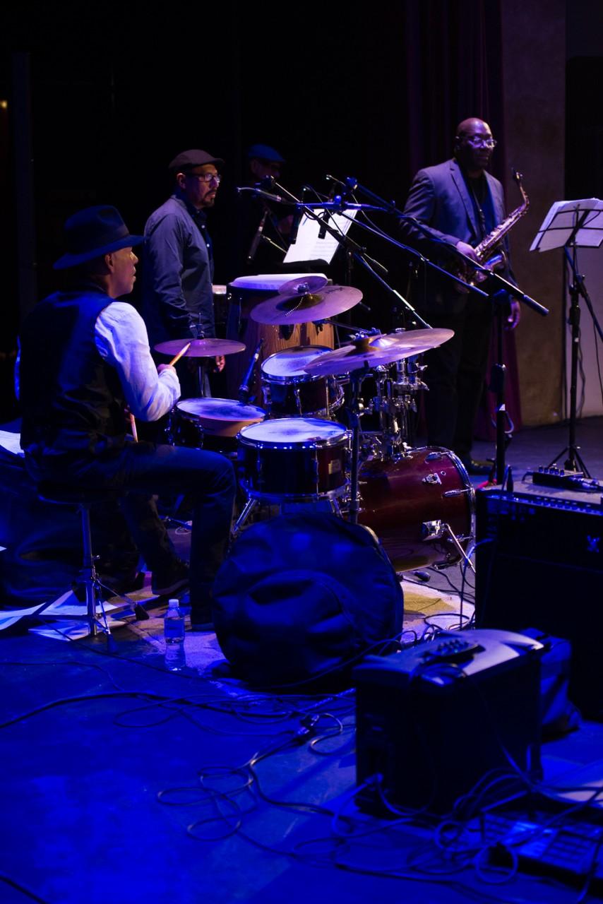 Apertura del Festival Internacional de Jazz y Blues de San Miguel de Allende del 15 al 19 de novimebre 2017.