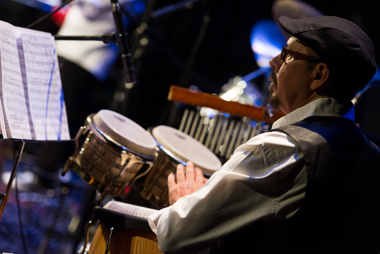 Cierre del Festival Internacional de Jazz y Blues de San Miguel de Allende con Antonio Lozoya J & B Collective e Invitados - Tributo a Eric Clapton, el 19 de noviembre 2017 en el Teatro Ángela Peralta.