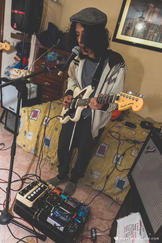 Internuts: banda de Shoegaze // Dreampop basada en Querétaro.