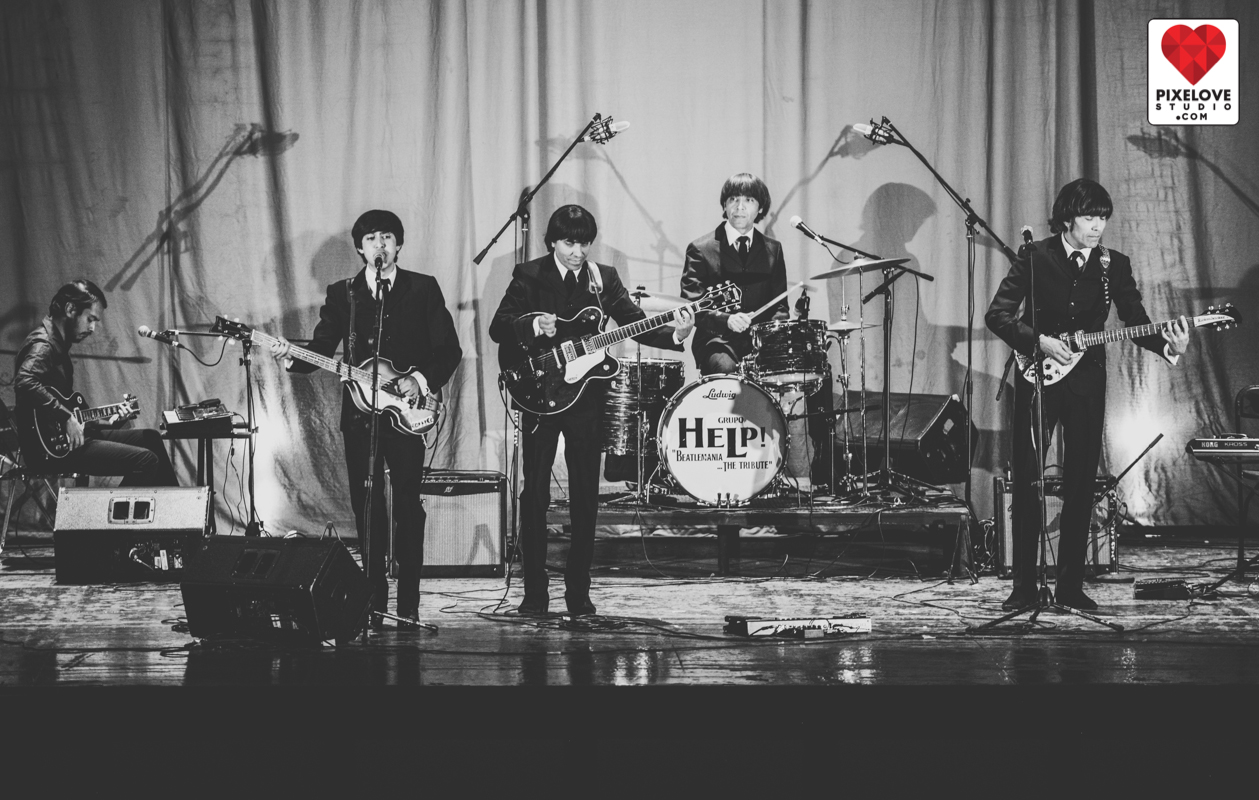 Grupo HELP – Trubuto a The Beatles