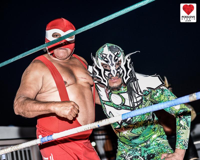 Lucha Libre Callejera